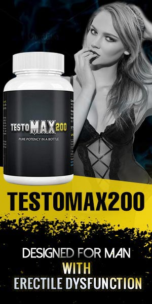 TestoMax200 testosterone booster